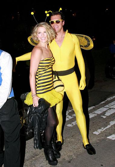 Костюм на Хэллоуин - Пчелка
