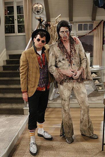 Знаменитости в костюмах на Хэллоуин фото