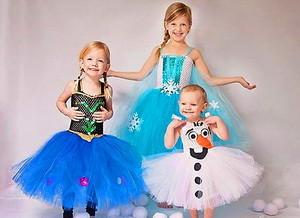 Все костюмы для девочек на Хэллоуин