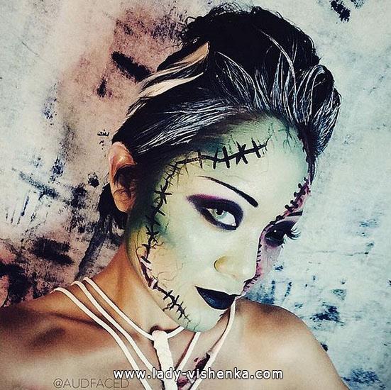 Метвец на Хэллоуин