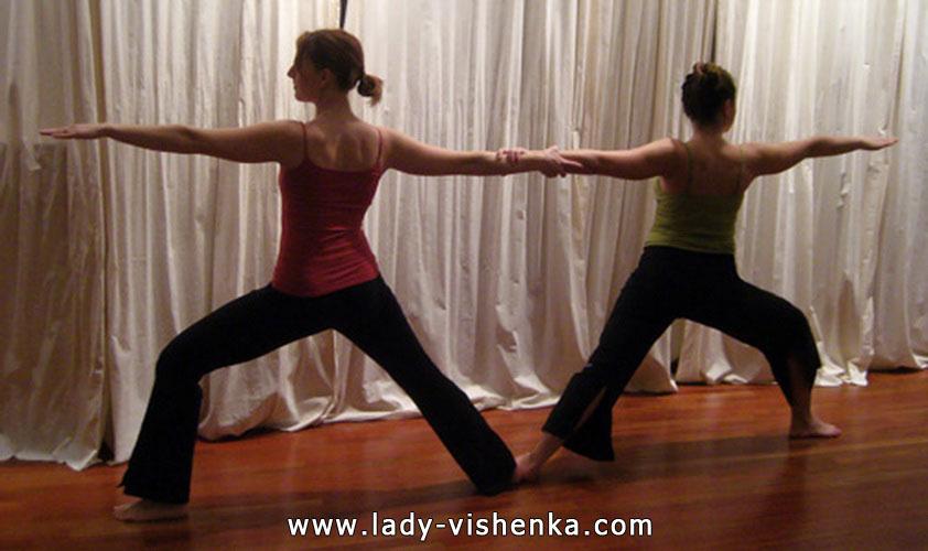 Йога для двоих - Два Воина 2