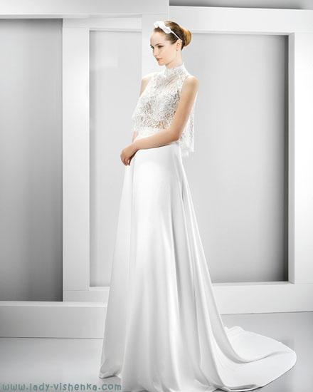 Свадебные платья - мода Jesus Peiro
