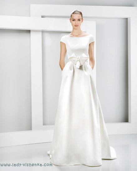 Модные свадебные платья Jesus Peiro