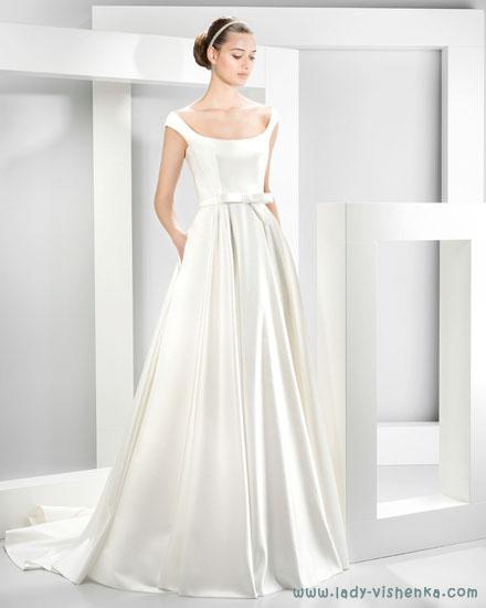 Стильные свадебные платья Jesus Peiro