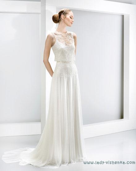 Новинки свадебных платьев Jesus Peiro