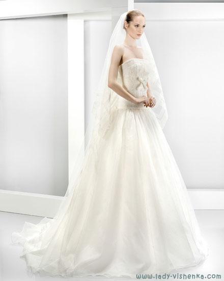 Красивые свадебные платья Jesus Peiro