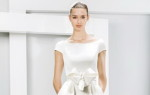 Верх свадебного платья Jesus Peiro