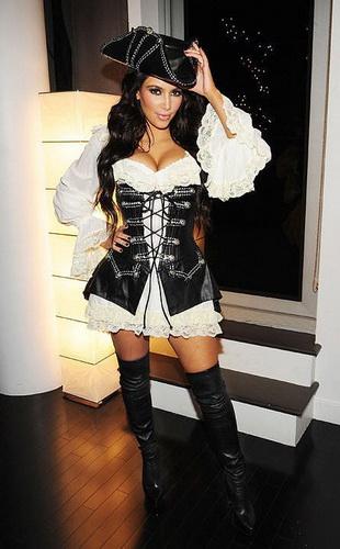 Костюм Пирата на Хэллоуин для девушки