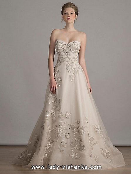 Кружевные свадебные платья 2016 - Liancarlo