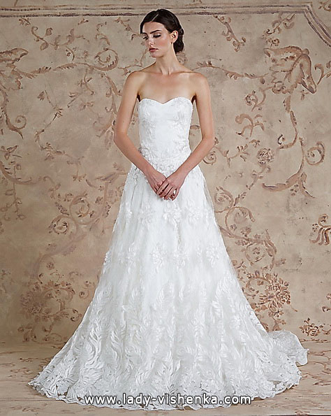 Кружевные свадебные платья 2016 - Sareh Nouri