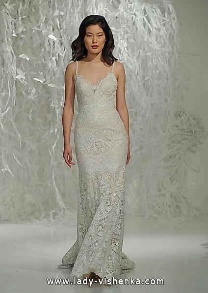 Свадебные платья с кружевом 2016 - Watters