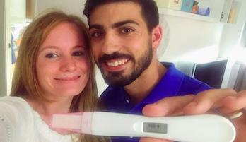 Когда тест покажет беременность