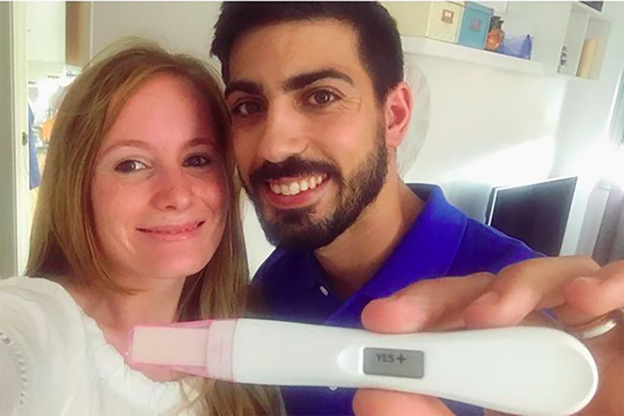 На каком дне тест покажет беременность