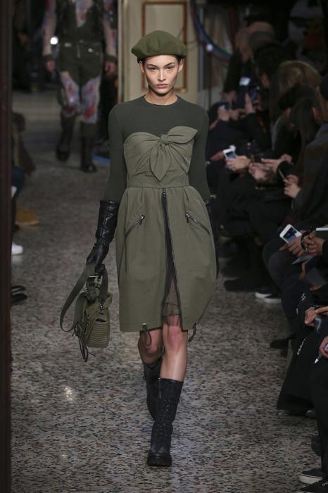 Новая модель Виктории Сикрет