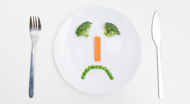 Плохо на диете