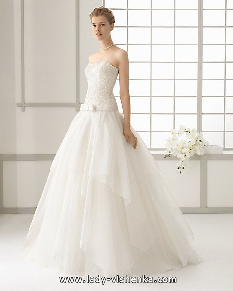 bc969ecc6ea Свадебное платье принцессы 2016 - Aire Barcelona