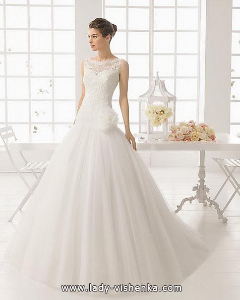 Свадебное платье принцессы - Aire Barcelona