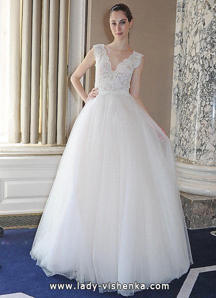 Свадебное платье принцессы 2016 - Christos Costarellos
