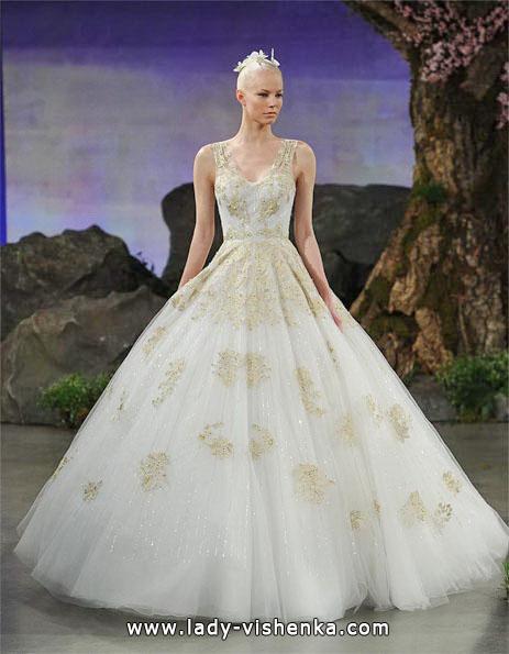 Свадебное платье принцесса фото - Ines Di Santo