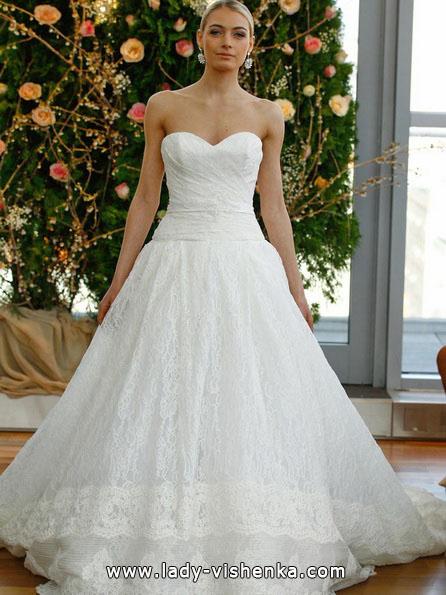 Свадебное платье в стиле принцесса - Isabelle Armstrong