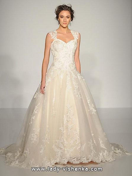 Свадебное платье принцесса фото - Maggie Sottero