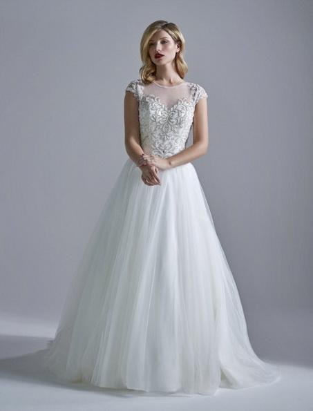 Свадебное платье в стиле принцесса - OPULENCE