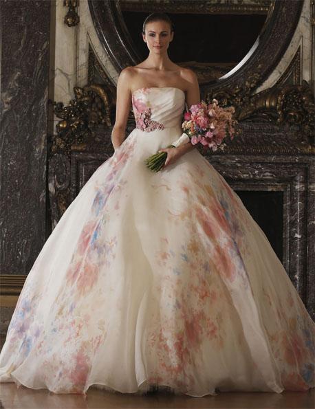 Свадебное платье принцессы 2016 - Romona Keveza