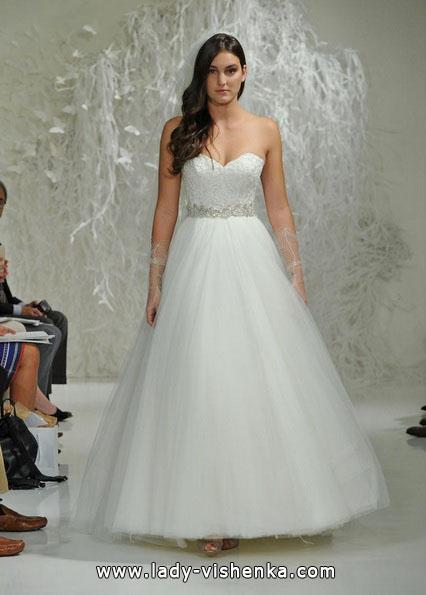 Свадебное платье принцессы 2016 - Watters
