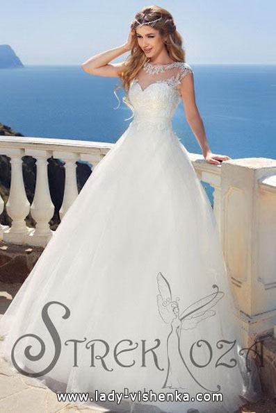 Свадебное платье принцессы 2016 - Strekoza