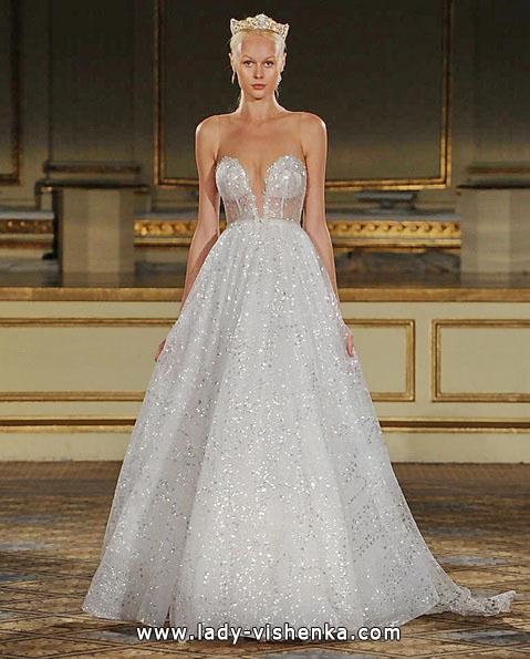Свадебное платье принцессы 2016 - Berta