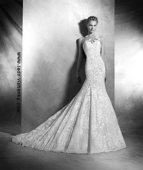 Стильные свадебные платья 2016 Pronovias
