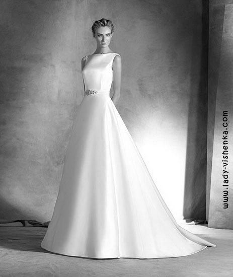 Современные свадебные платья 2016 Pronovias