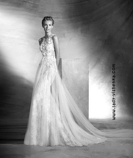 Новинки свадебных платьев 2016 Pronovias