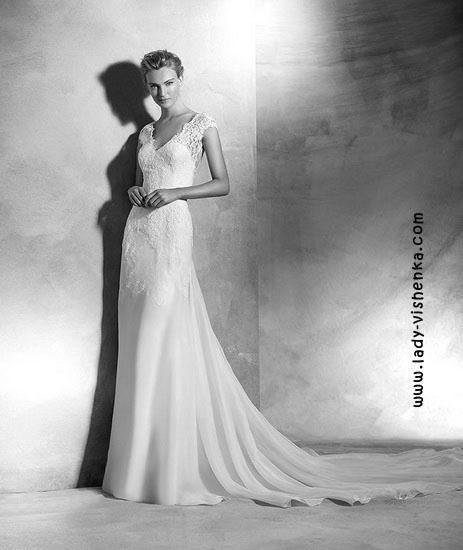 Свадебные платья новинки Pronovias