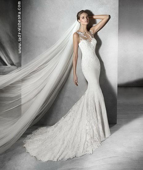 Новая коллекция свадебных платьев Pronovias