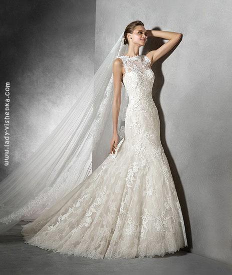 Новые свадебные платья Pronovias