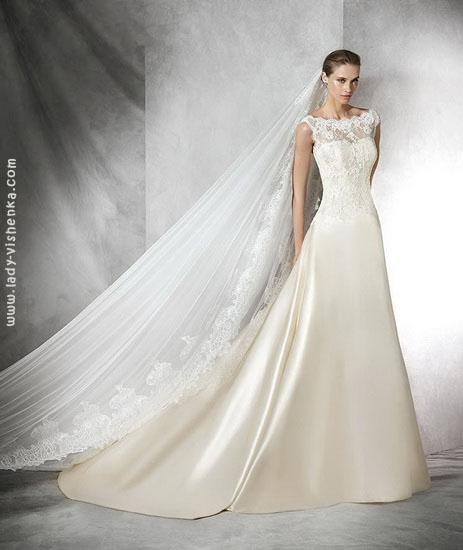 Красивые свадебные платья 2016 Pronovias