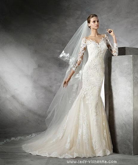 Свадебные платья 2016: фото - новинки Pronovias