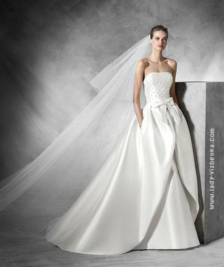Свадьба свадебные платья Pronovias