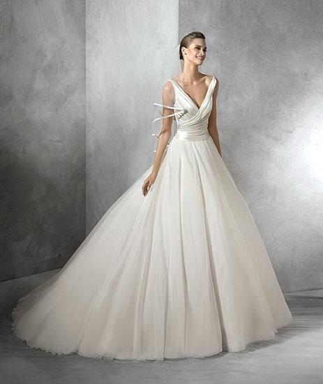 Самые свадебные платья 2016 Pronovias