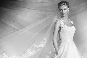 Верх свадебного платья Pronovias