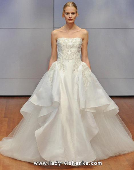 Пышные свадебные платья 2016 - Rita Vinieris
