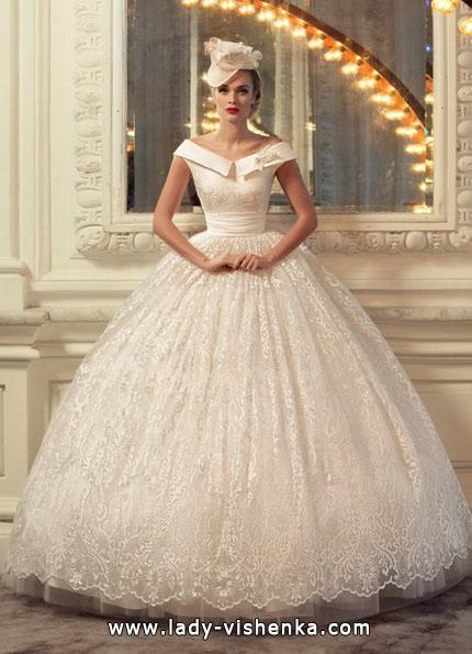 Свадебные платья с пышной юбкой 2016 - Tatiana Kaplun