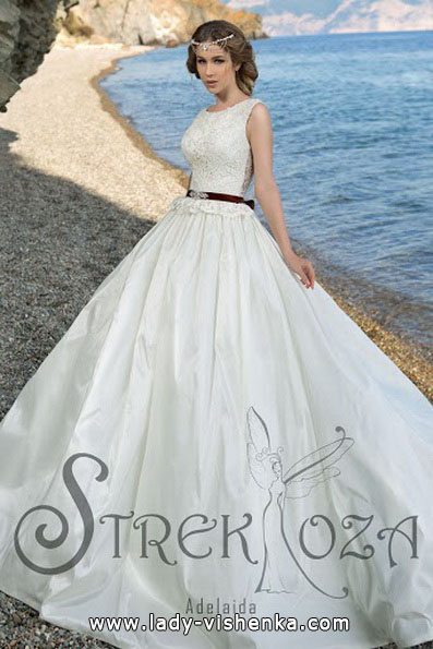 Пышные свадебные платья 2016 - Strekoza