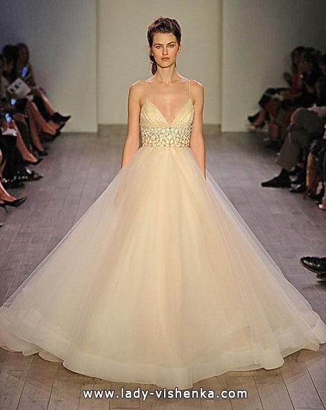 Пышные свадебные платья 2016 - Lazaro