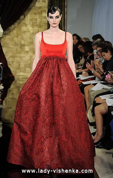 Красные свадебные платья фото - Theia