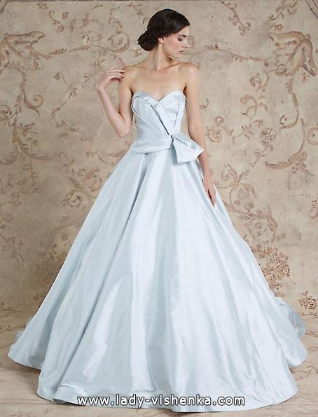 Атласные свадебные платья 2016 - Sareh Nouri