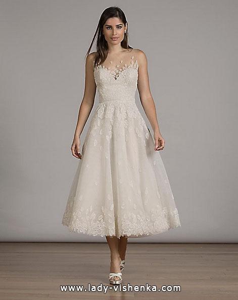 Короткие свадебные платья 2016 - Liancarlo