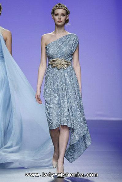 Свадебное платье длиной 3/4 - Matilde Cano