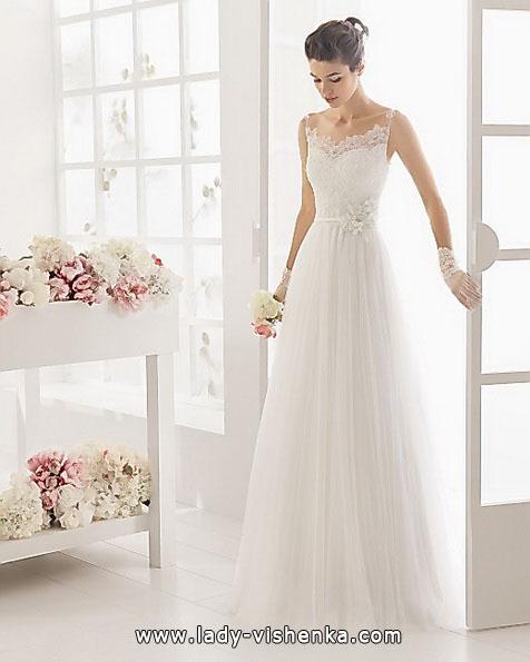 Простое свадебное платье - Aire Barcelona
